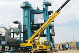 LB2500 Asphalt Mixing Plant Installed in Indonesia