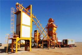 How to Select Asphalt Mixing Plant