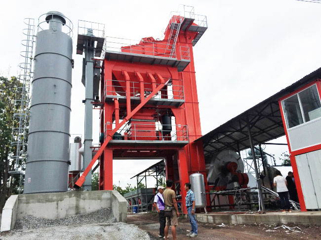 The Asphalt Mixing Plant Choosing