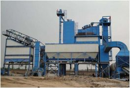 How many types of asphalt mixing plant?