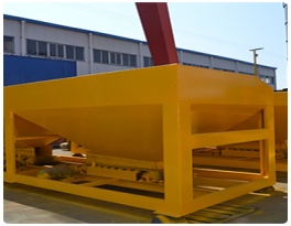 The component of LB series asphalt mixing plant's weighting system