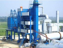 Performance characteristics of LB series modular asphalt mixing equipment
