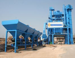 successfully installed one set asphalt plant in Bangladesh