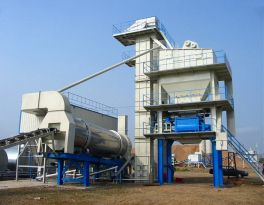 Customized for LB1000 batch asphalt mixing plant was